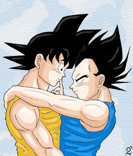 Dragon Ball Gay