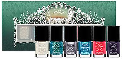 lacas de uñas Sephora Disney Ariel Collection