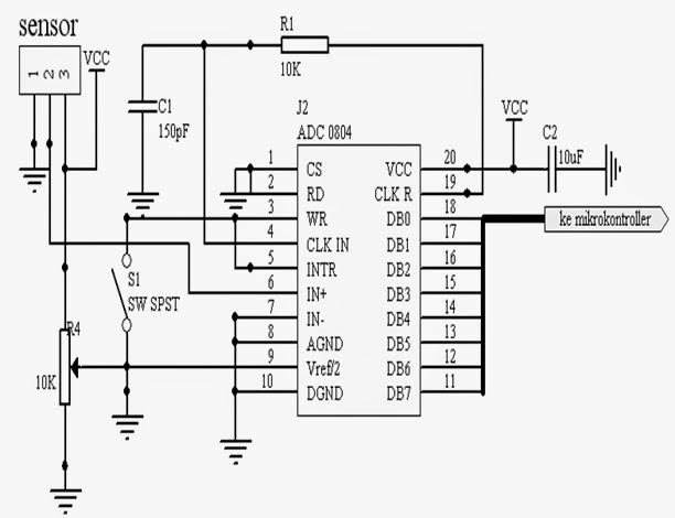 blog teknik  u0026 vokasi  sensor gas alkohol tgs 822