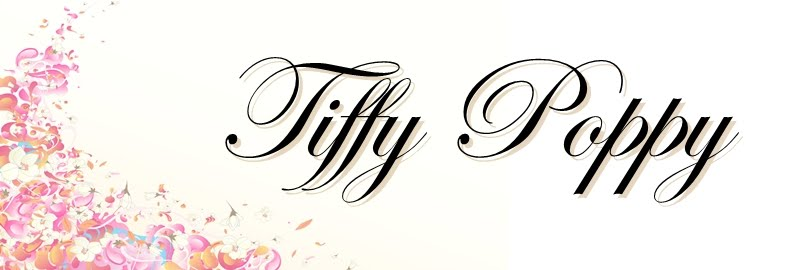 Welcome to Tiffy Poppy