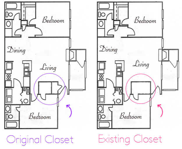 Closet Floor Plans Home Design