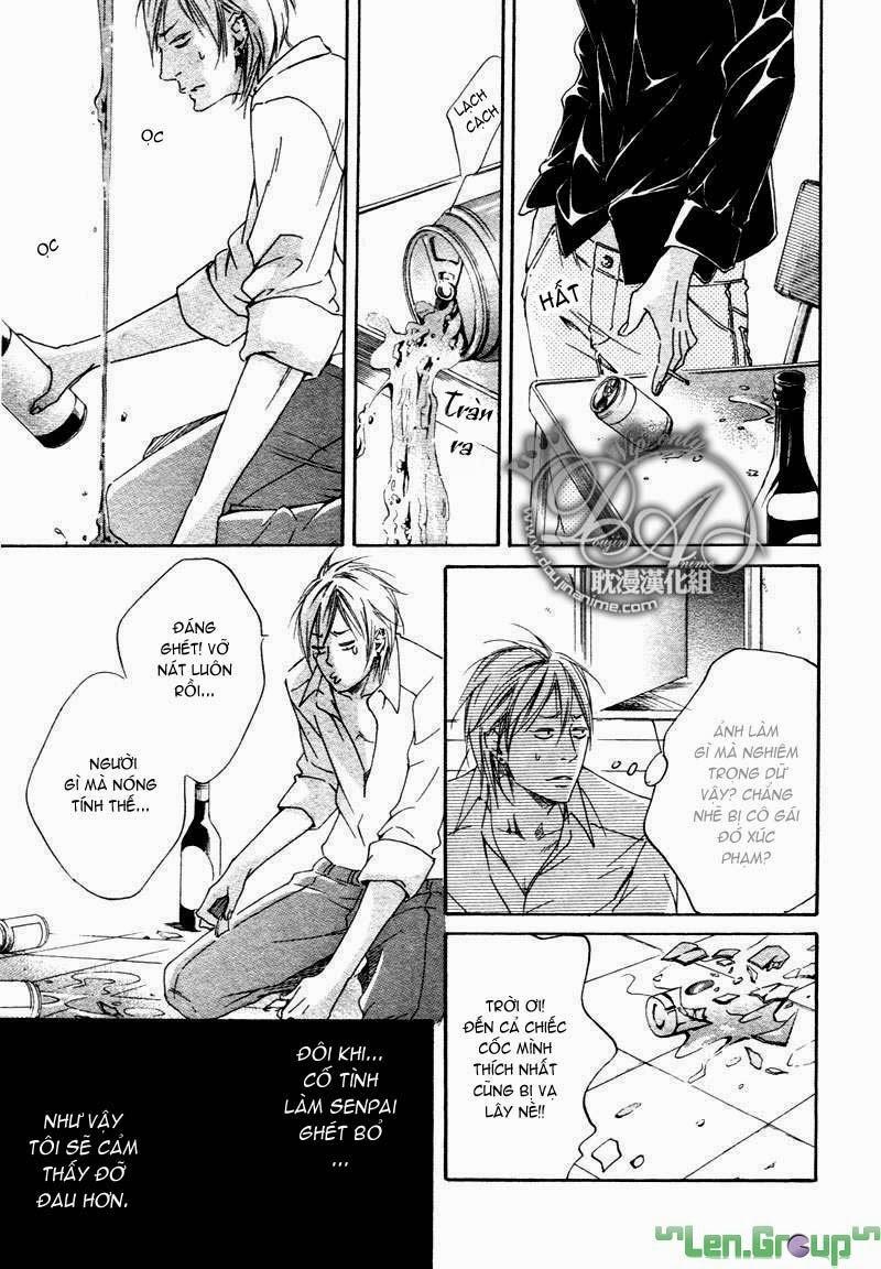 Kizutsuite Romance Manga chap 2 - Trang 13