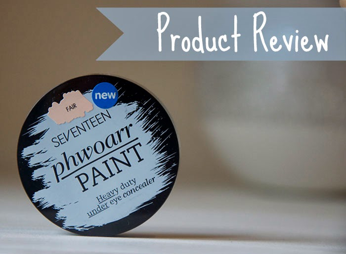 SEVENTEEN Phwoarr Paint Heavy Duty Concealer Review