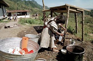 تخزين المياه داخل البيوت يساهم فى زيادة مخاطر تلوث المياه