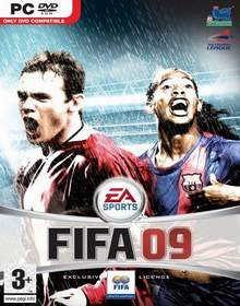 Fifa 2009 EA Fifa 09 PC Game