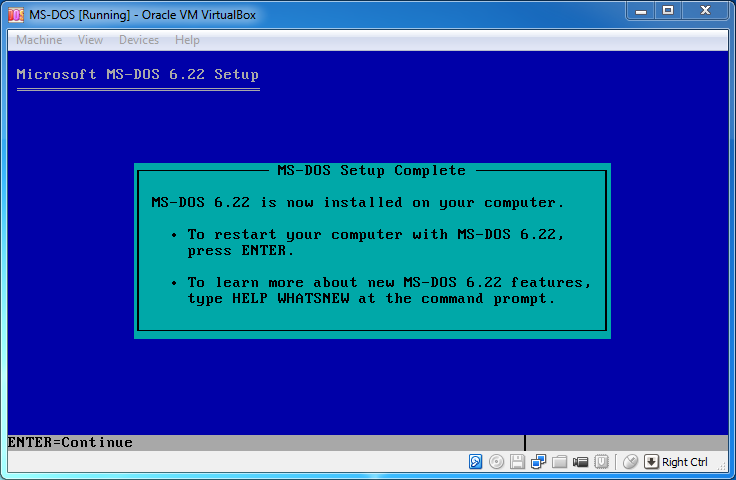 Ms-dos 6.22 Img - фото 5