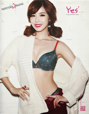 hyosung secret yes
