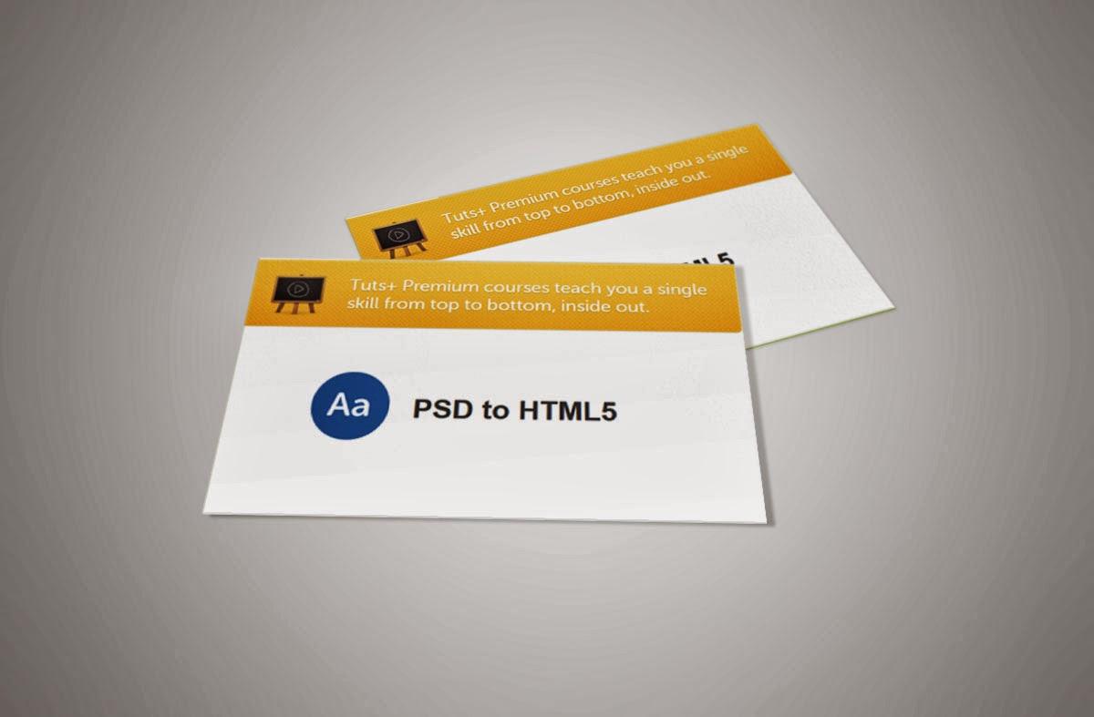 TutsPlus - PSD to HTML – Corporate Design Build