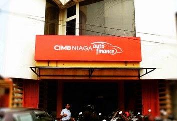 Lowongan Kerja PT CIMB Niaga Auto Finance Kalimantan