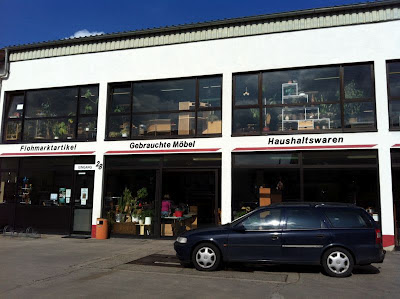 European Market Junkie K Town Second Hand Shop
