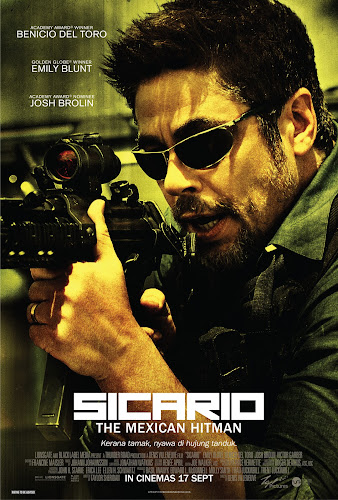 Poster Of Hollywood Film Watch Online Sicario 2015 Full Movie Download Free Watch Online 300MB