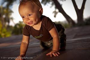 Our Little Man Finn