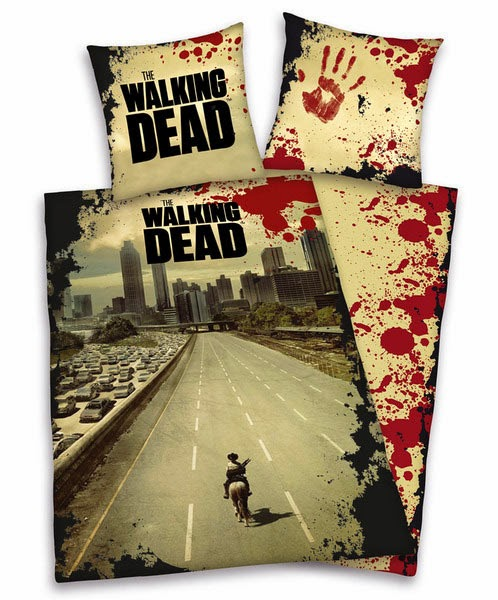 Funda nórdica The Walking Dead