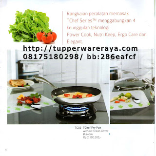 Tupperware Indonesia TChef Series - Tupperware Raya