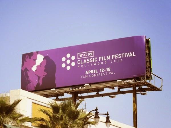 TCM Classic Film Festival 2012 Casablanca billboard