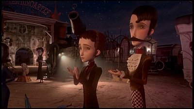 Jack and the Cuckoo-Clock Heart (Movie) - Official Trailer - Song / Music