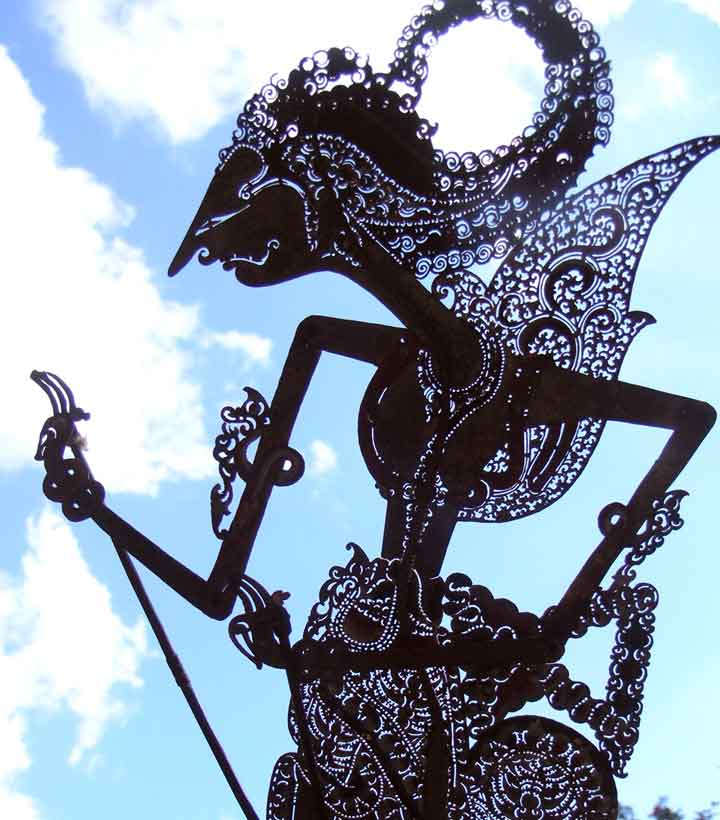 in the java language the word wayang means shadow if viewed from the ...