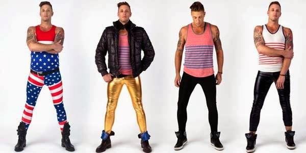 Berita Terbaru dan Profil Artis Terkini: Megging, Celana Legging Yang Dibuat Untuk Kaum Pria