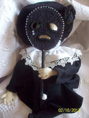 """Моя первая текстильная шарнирная кукла """"Пьерино"""""""