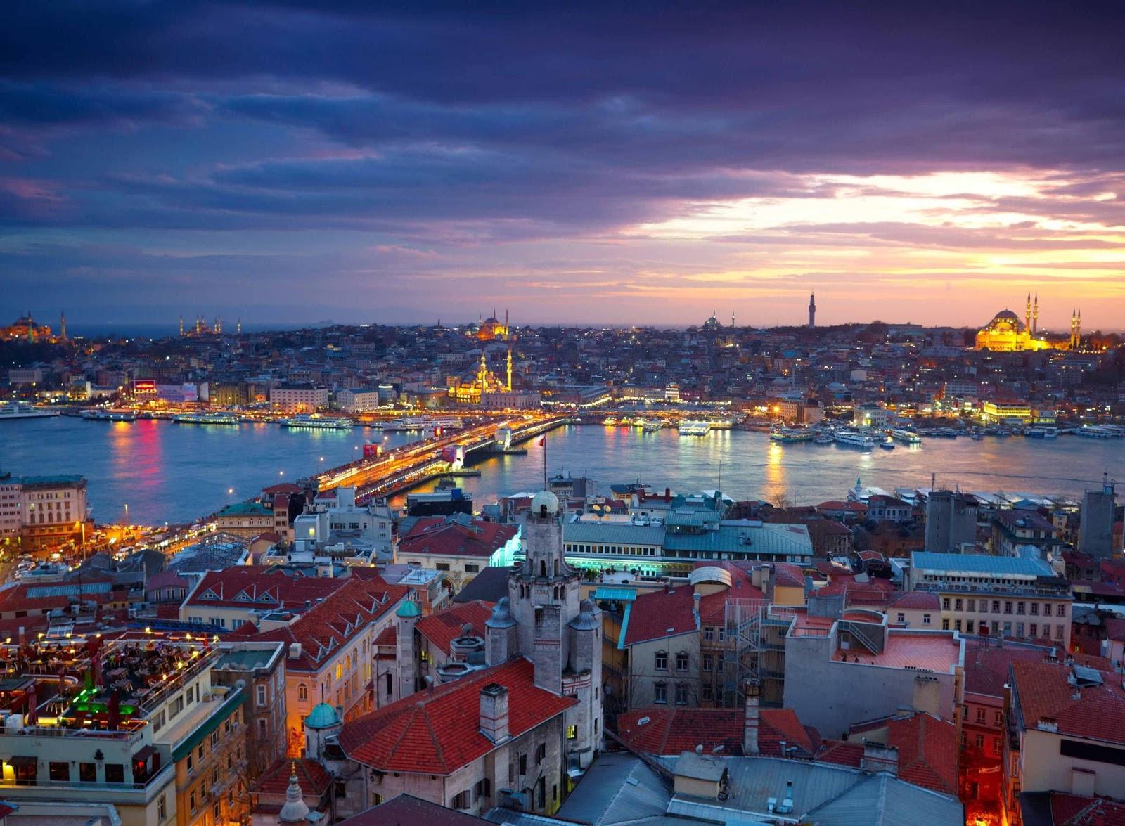 عشرة أسباب تجعلك تحب اسطنبول