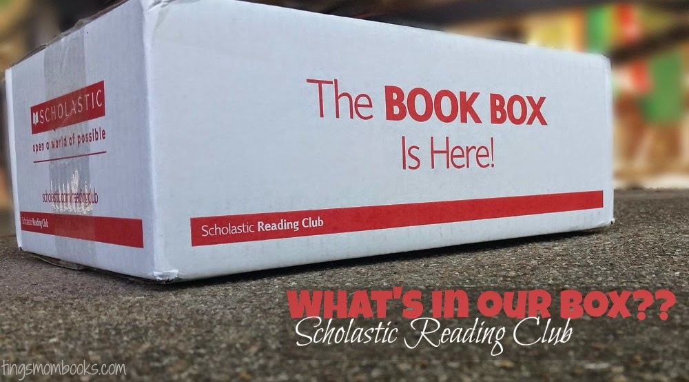 scholastic reading club ox