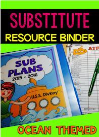 Ocean: Editable Sub Binder