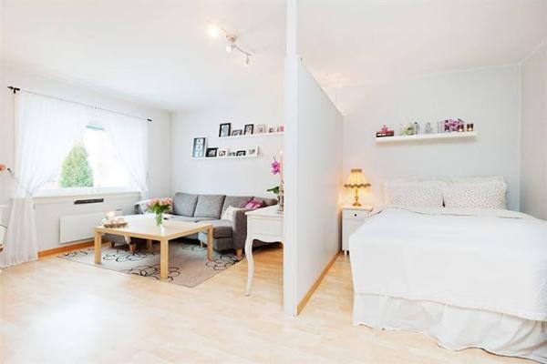 Mini apartamento morando sozinha - Mini apartamentos ...
