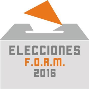 ELECCIONES FORM 2016