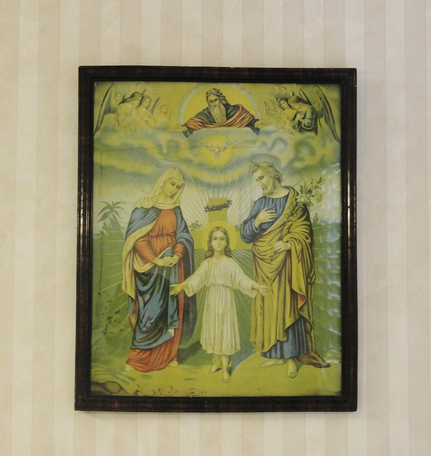 Catholic Home Decor A Little Heaven At Home Home Decorators Catalog Best Ideas of Home Decor and Design [homedecoratorscatalog.us]