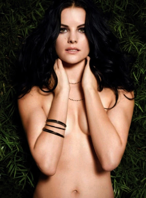Jaimie Alexander Nude Big Boobs