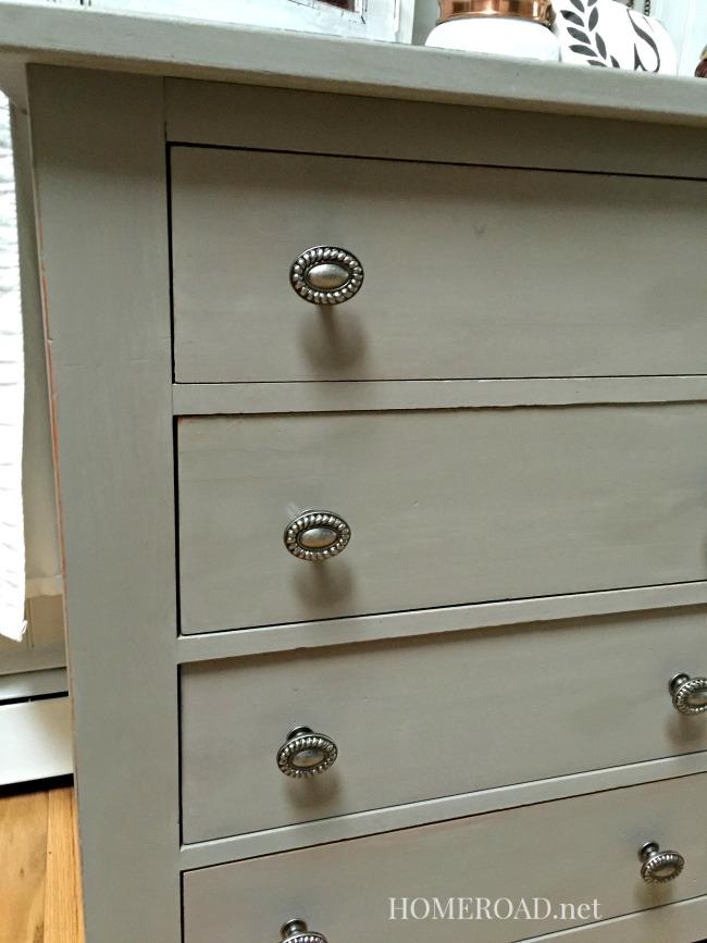 Homeroad master bedroom furniture makeover for Bedroom furniture hardware