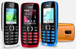 Nokia 112 Dual SIM Murah Harga Dibawah Rp 500 Ribu