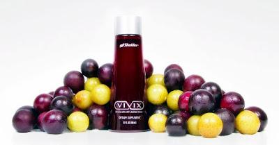 Kehebatan anggur muscadine dalam vivix shaklee