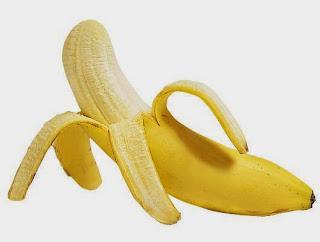 Eat banana