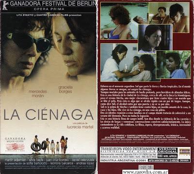 La ciénaga (2001) Lucrecia Martel
