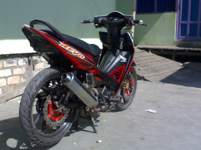 update gambar modifikasi honda revo at