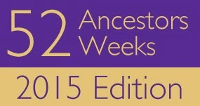 52 Ancestors 2015 Edition