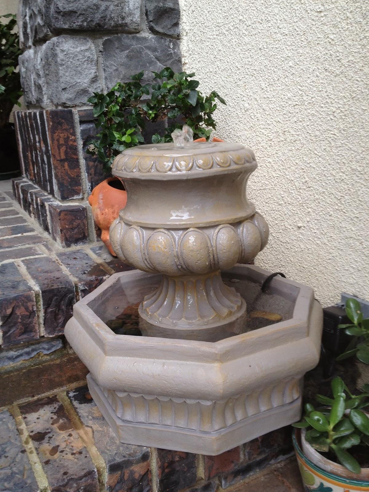 Feng shui by maria feng shui water features for Water feature feng shui
