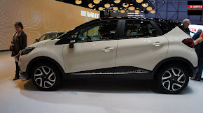 Genve 2013 : RENAULT CAPTUR
