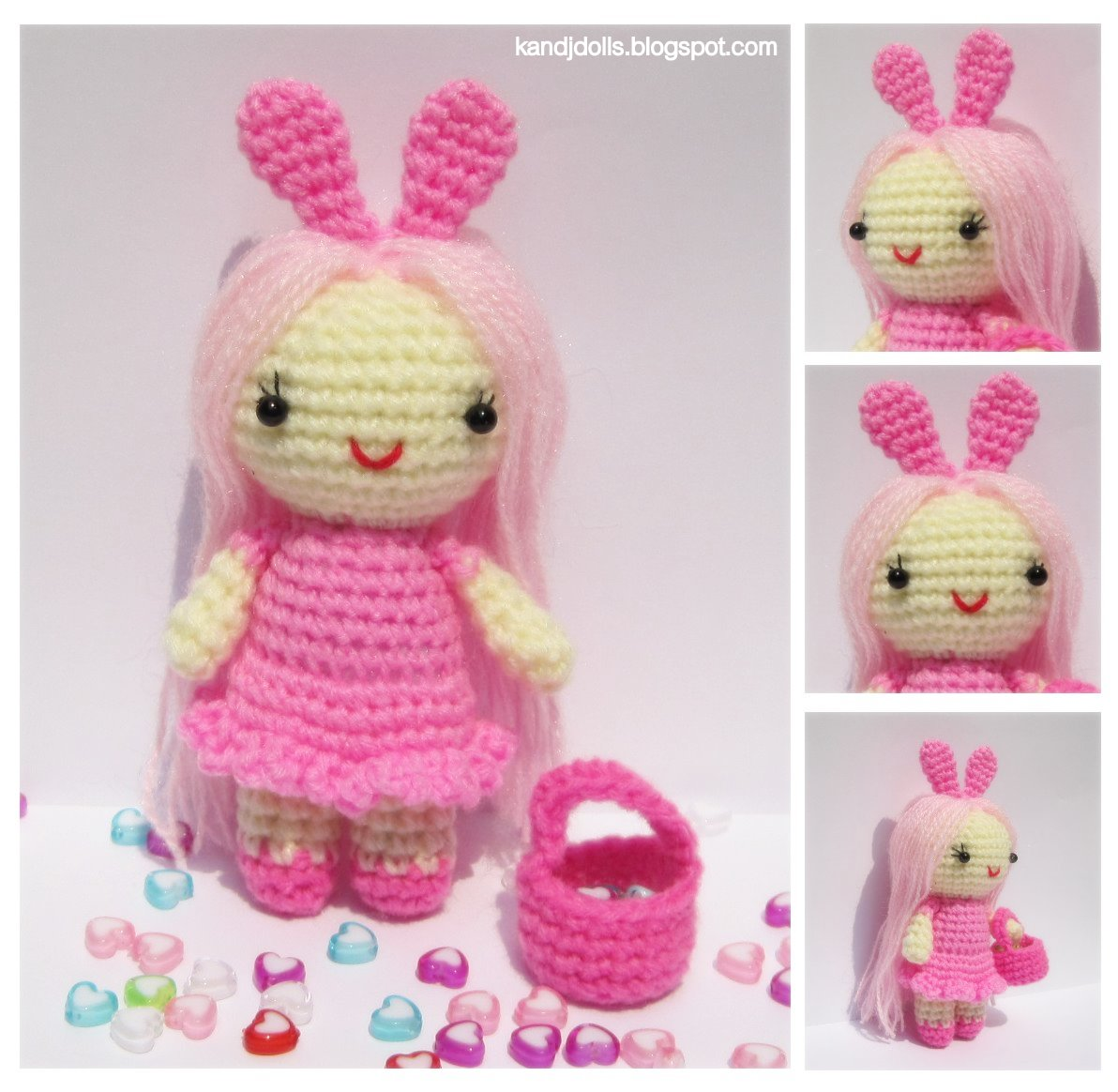 Amigurumi Tutorial Espanol : Amigurumis Patrones Gratis Pinterest Share The Knownledge