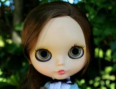 Pretty OOAK Blythe Custom