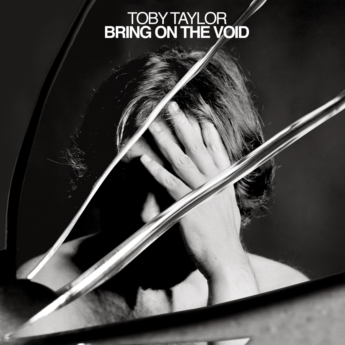 Portada Toby Taylor Bring on the void