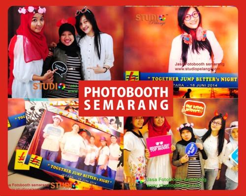 Jasa Photobooth Semarang Terbaik | Event Photobooth bersama PLN Jepara