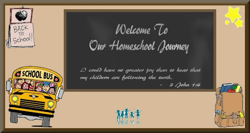 Our Homeschool Journey