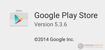 Google Play Store 5.3.6 Apk