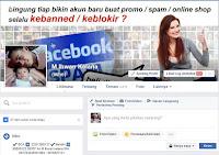 Jual Akun FB