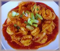 Resep Udang saus tiram