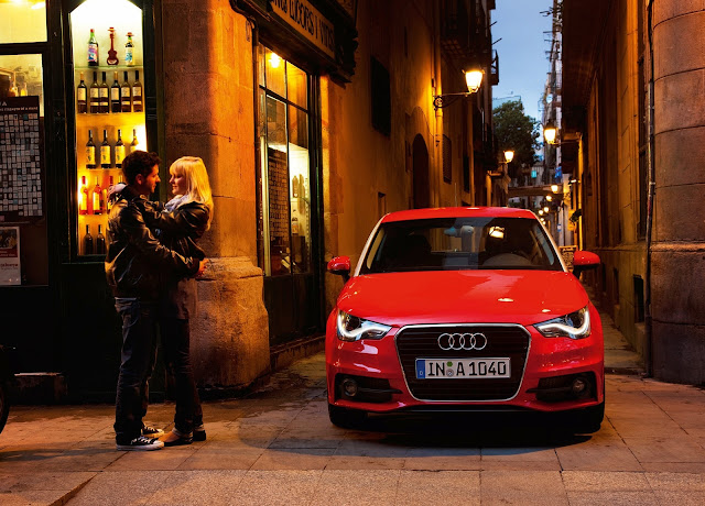Audi A1 HD Wallpaper
