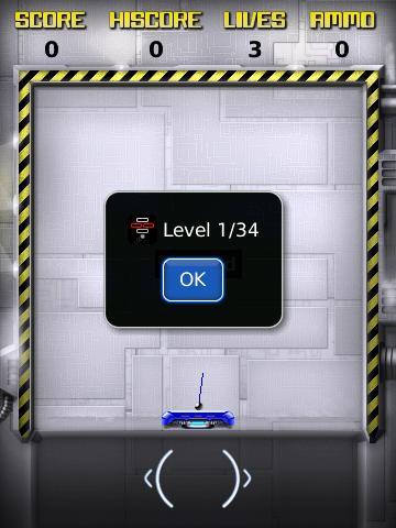 Brick Breaker Game Blackberry2
