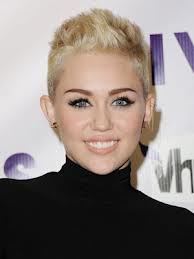Miley Cyrus Hairstyle pic